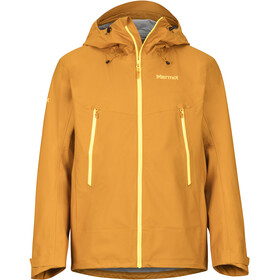 Marmot Red Star Jacket Herre aztec gold